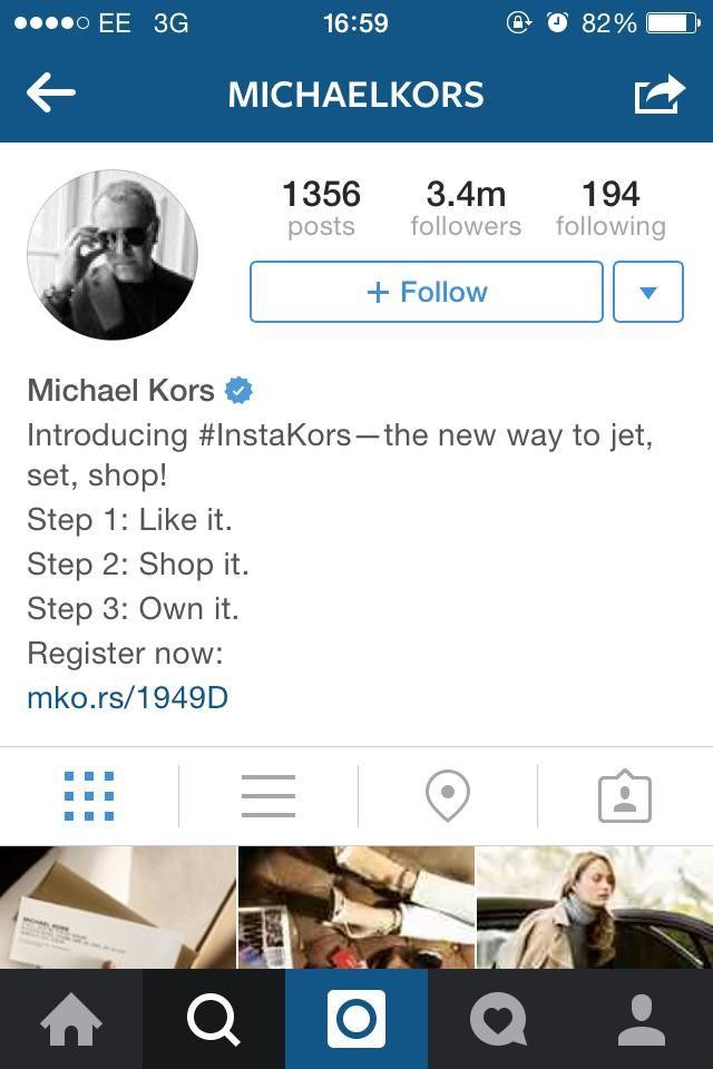 8 cool tweaks for a killer instagram bio business ideas for Idees entreprise lucrative