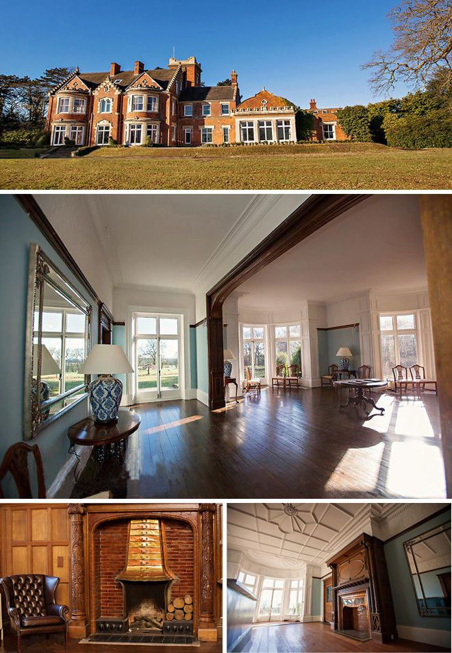 Victorian Country House In Staffordshire Dream Home Pinterest