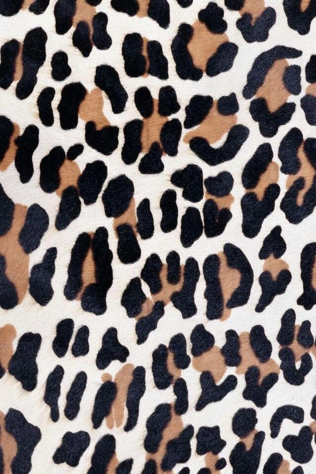 Whenever You Want To Feel Better Wear A Print Like This Animal Print Wallpaper Iphone Prints Glitter Wallpaper