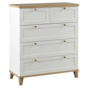 Boston 3 plus 2 Drawer Chest