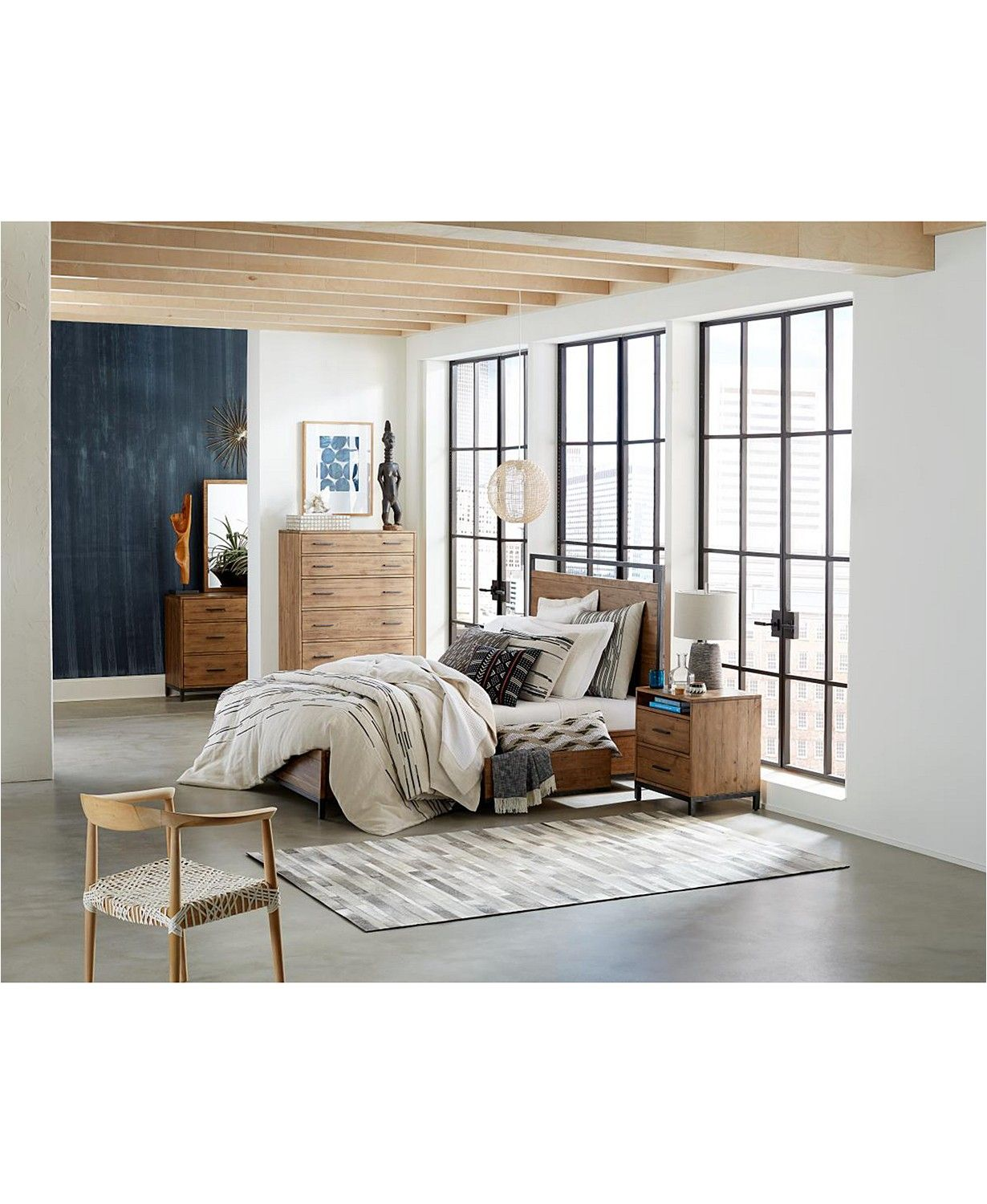Furniture Gatlin Storage Platform Bedroom Furniture Collection Created For Macy S Reviews Furniture Macy S In 2020 Furniture Bedroom Collections Furniture Platform Bedroom