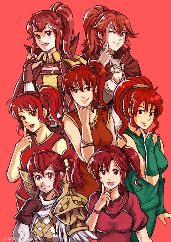 Anna through the ages
