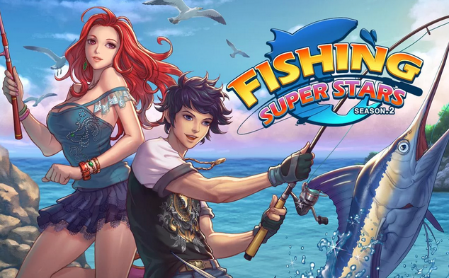 Fishing Superstars Season 2 apk V-2 1 9 Free Download For