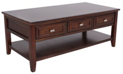 Ashley Larimer Coffee Table Homemakers Furniture Large Furniture - Ashley larimer coffee table