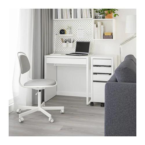 Micke Desk White 28 3 4x19 5 8 Ikea Micke Desk Ikea Micke