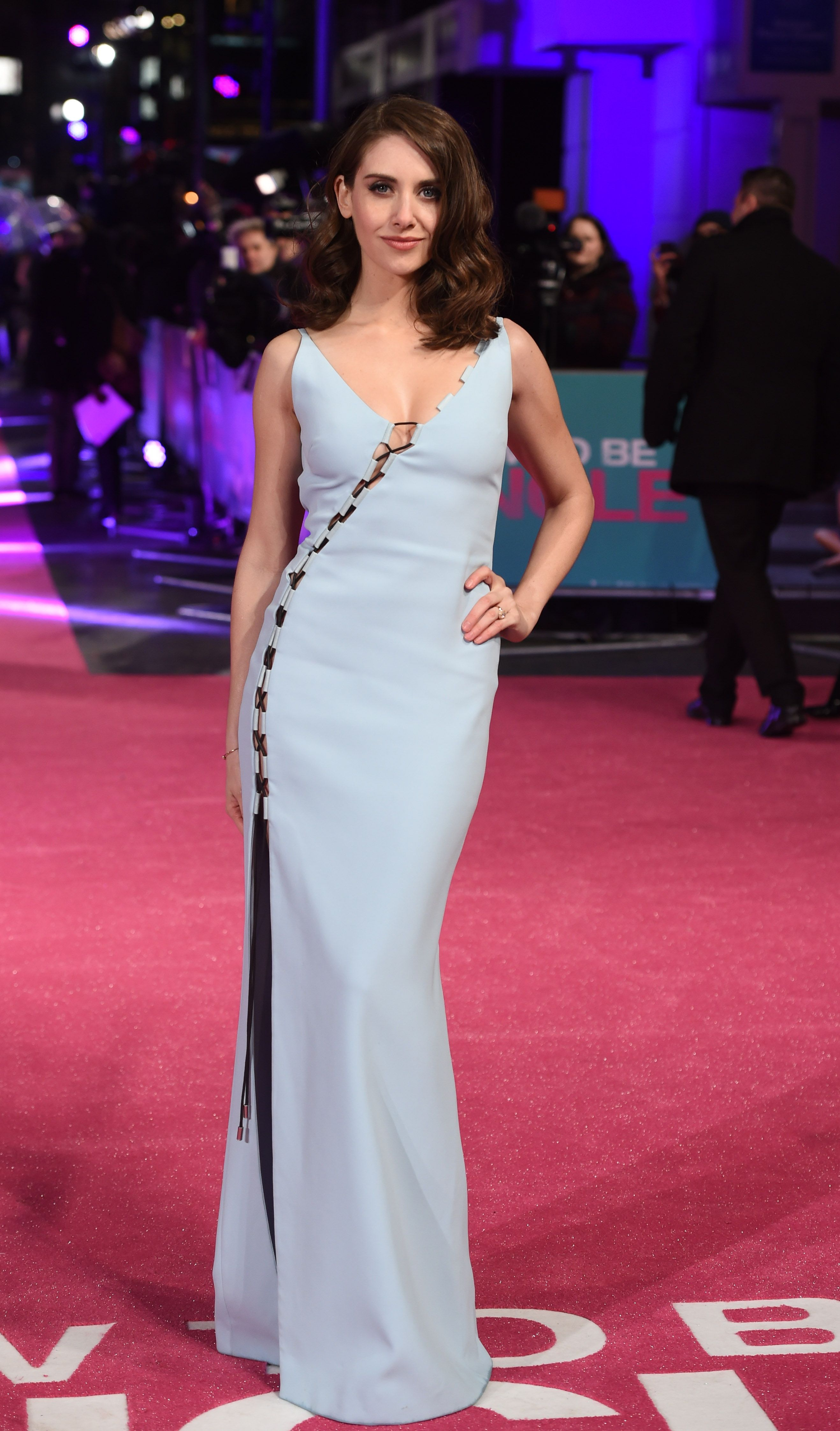 Alison brie at the how to be single premiere in london 2916 2g alison brie attends the european premiere of how to be single at the vue west end on february 2016 in london united kingdom ccuart Choice Image