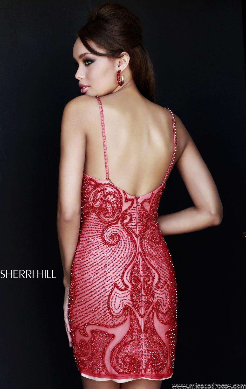 Sherri Hill 41001 Dress - MissesDressy.com | SHERRI HILL / Fall 2014 ...