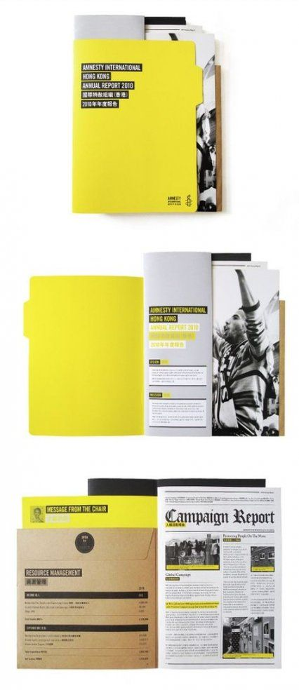 Design Layout Presentation Annual Reports 28 Ideas #annualreports