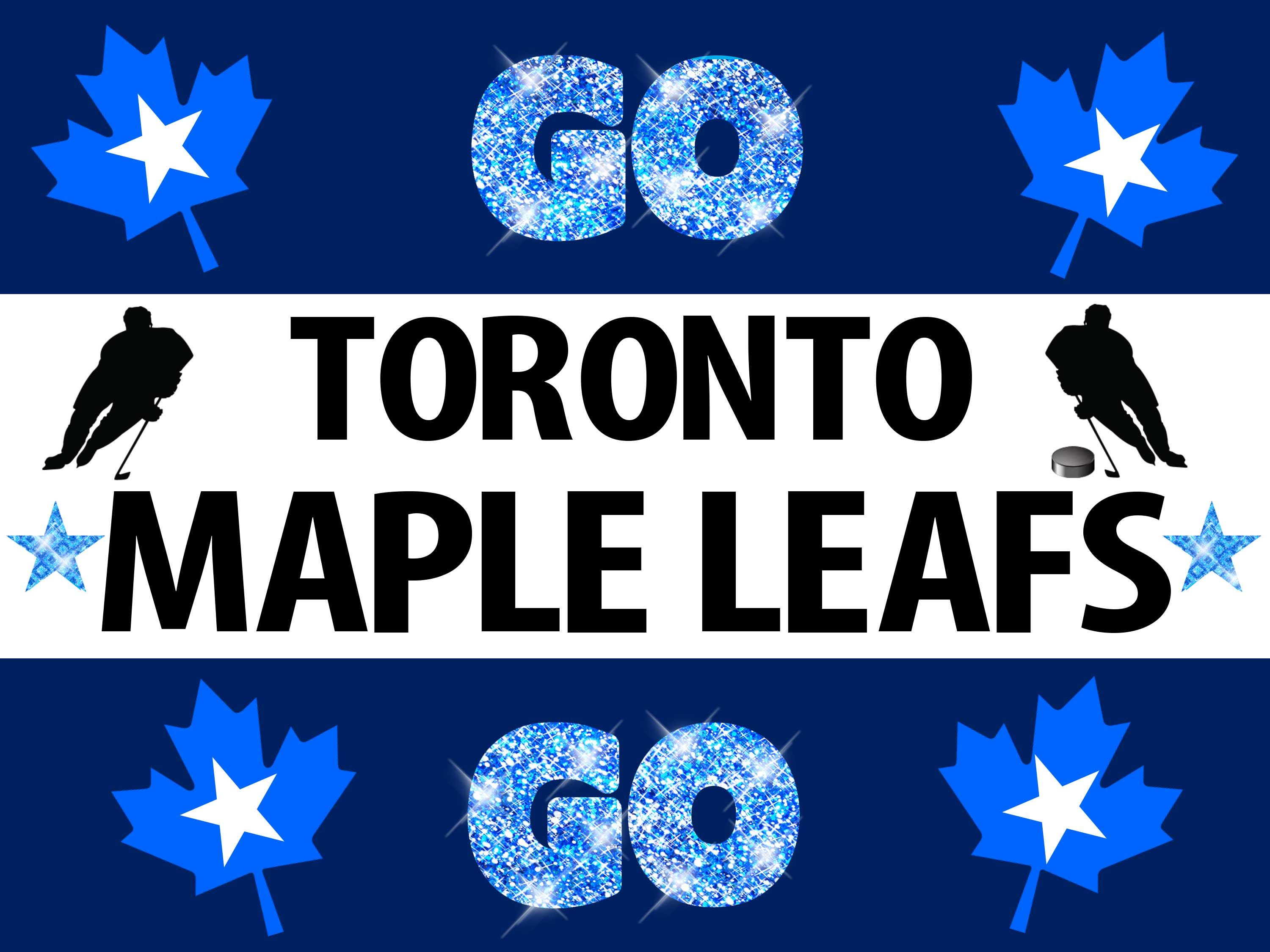 Toronto Maple Leafs Poster Idea Sports Poster Project