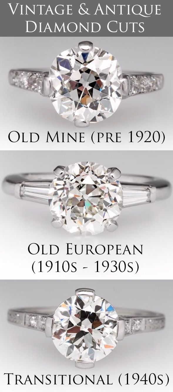 Pin By Nancy Pell On Jewelry Antique Engagement Rings Diamond Antique Diamond