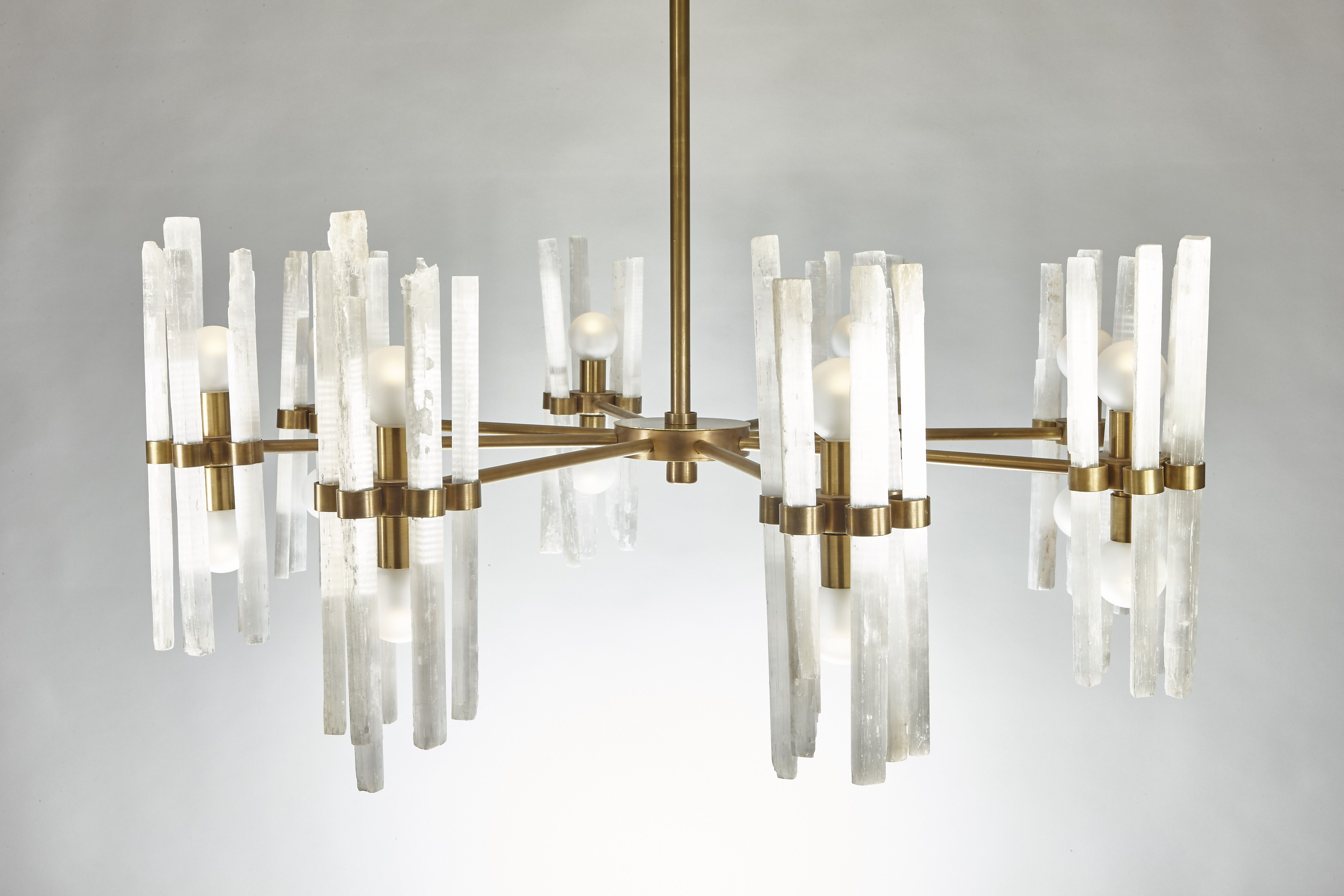 related clear light topaz smoke chandelier b french product with crystal and schonbek rock renaissancerock products renaissance gold in colors olivine