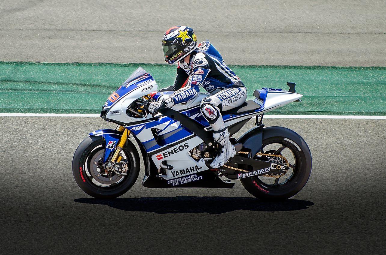 Lorenzo 2012,circuit de Catalunya.