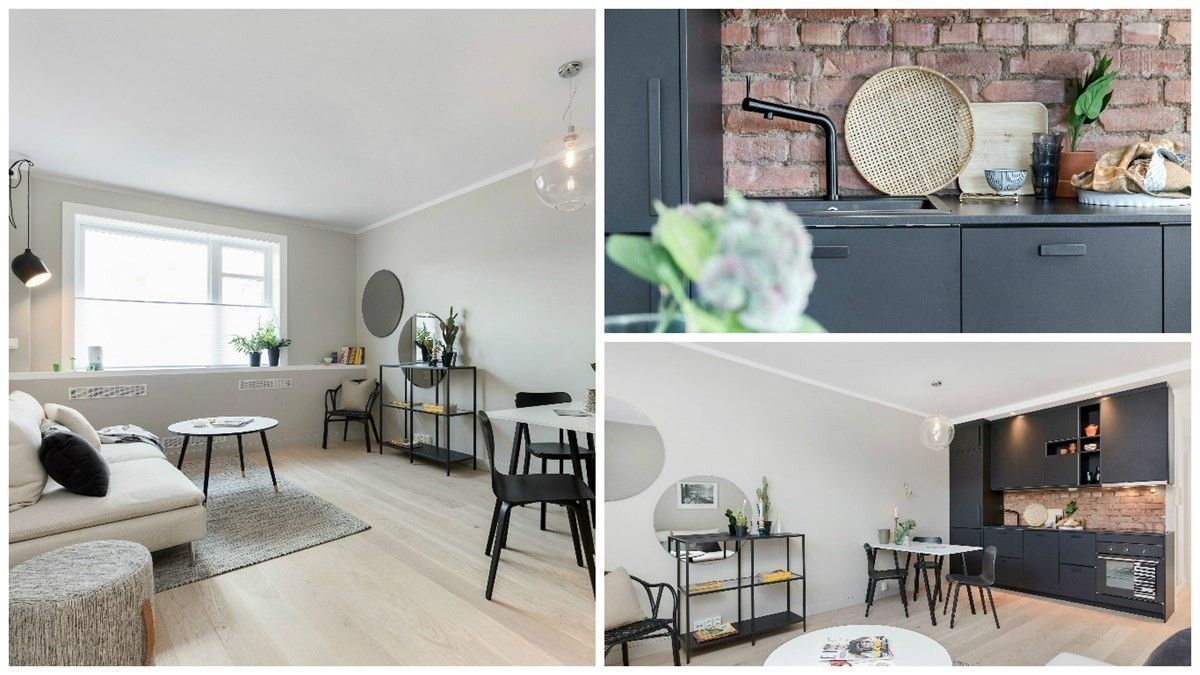 Photo of FINN – Grünerløkka / Sofienberg – Beautiful 3-room with tough details and cards …