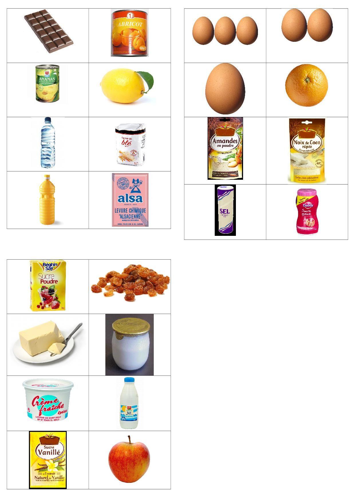 Imagier ustensiles de cuisine mc83 montrealeast for Ustensiles de cuisine valence