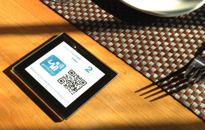 """getWaiter app aims to put an end to """"Garcon, Garcon!"""" - Find out more at http://www.latestgadgets.co.uk/apps-software/10602-getwaiter-app-looks"""