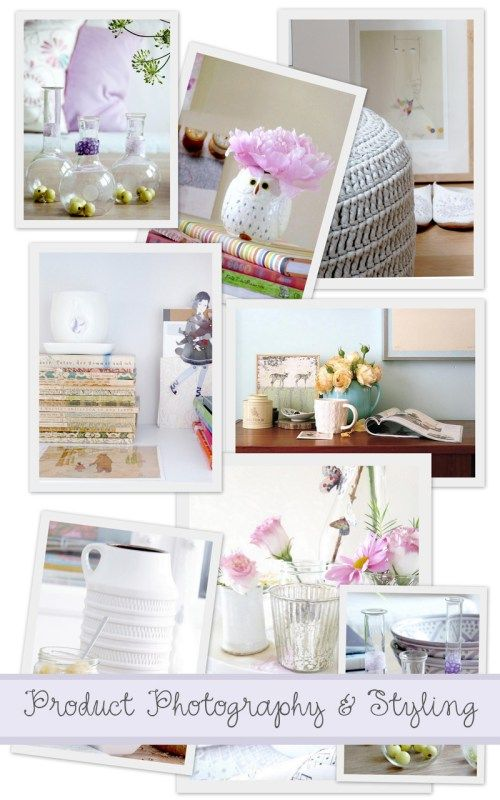 Product Photography & Styling