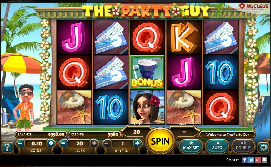 Enter the World's finest Casino and feel the thrill and
