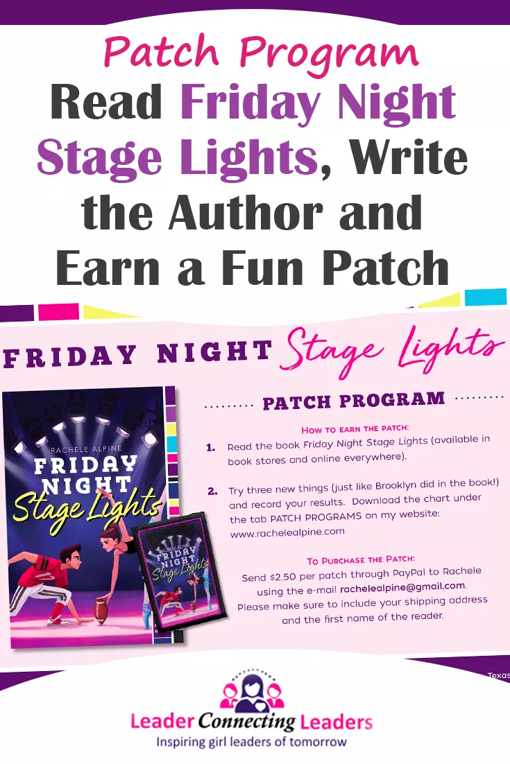 Amazing Patch Program Read Friday Night Stage Lights Write The