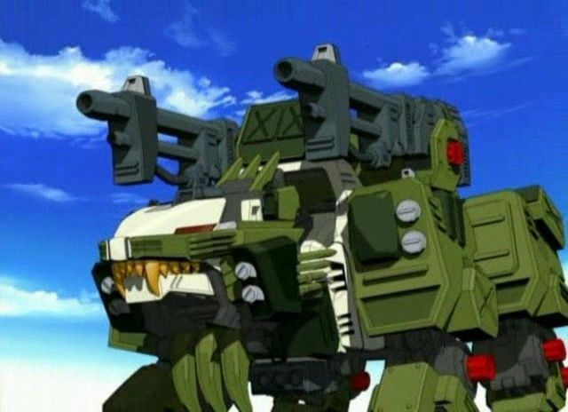 Image result for Liger Zero Panzer