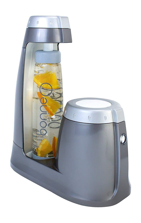 kitchenaid carbonated water maker
