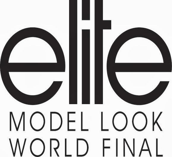 Elite Model Look World Final Logo With Images Model Agency