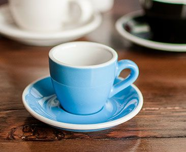 Acme Demitasse Cup and Saucer | Decor