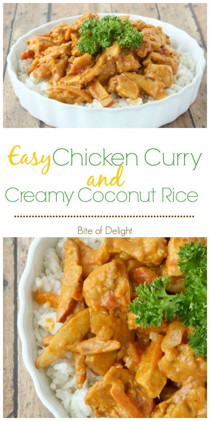 Easy Chicken Curry images