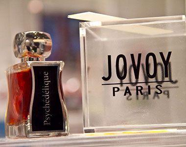 Alla scoperta di Jovoy. Parigi-Vietnam-Grasse e ritorno