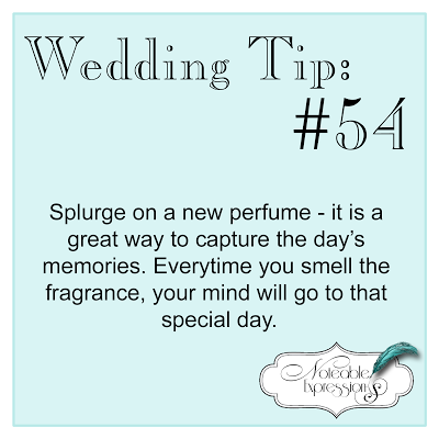 Wedding tip a new perfume gives your wedding day its own signature wedding tip a new perfume gives your wedding day its own signature scent junglespirit Gallery
