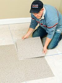 How To Install Glued And Seamed Carpet With Images How To Lay