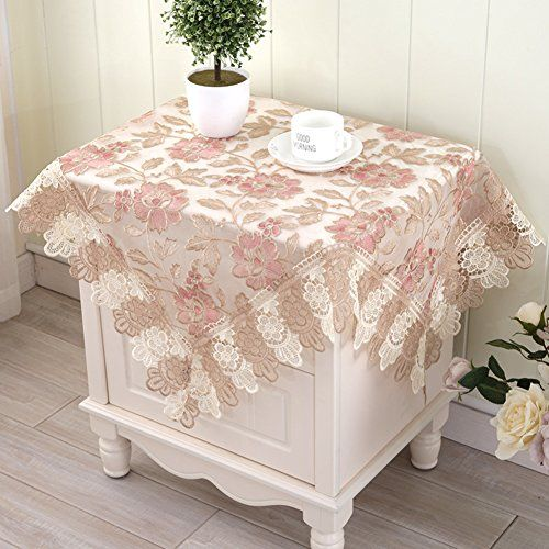 Tablecloth Bedside Table Cover Refrigerator Cover Towel