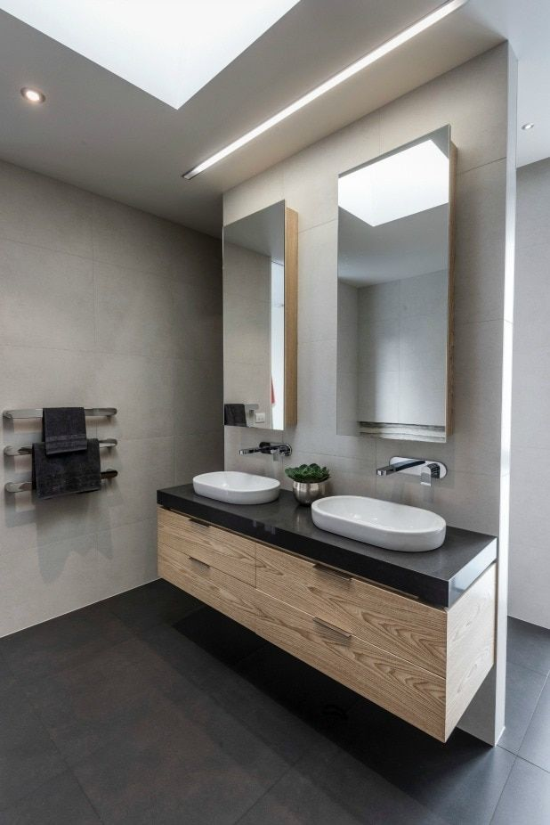 it s back to nature for bathroom design trends in 2018 on bathroom renovation ideas nz id=19828