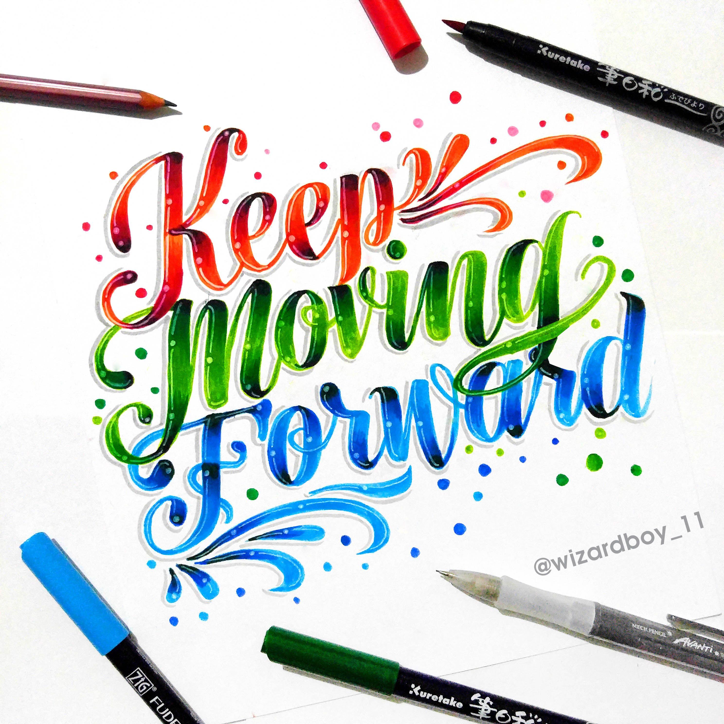 Keep Moving Forward Malvorlagen Vorlagen