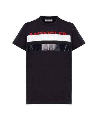 3d66c05cd Colorblock T-Shirt w  Hidden Logo Text