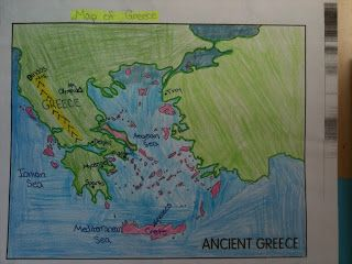 Ancient Greece Interactive Notebooks Ancient Greece