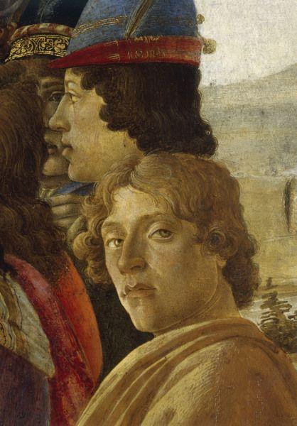Sandro Botticelli - Botticelli / Adoration of the Kings