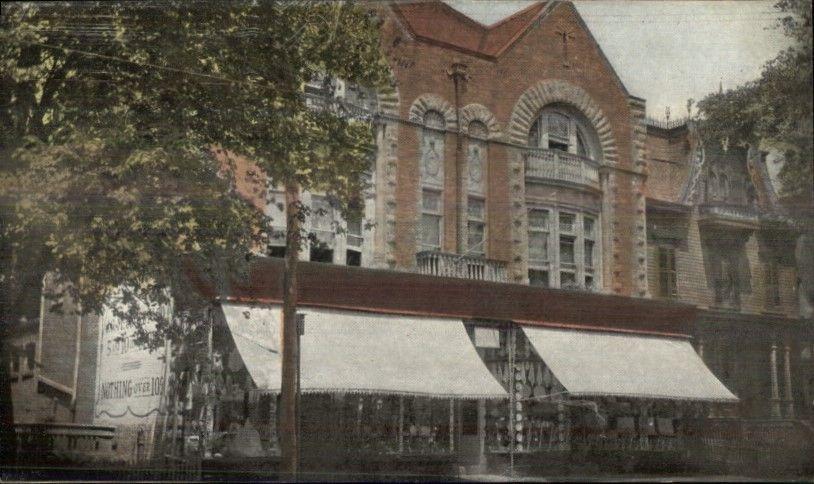 Odd Fellows Hall ~ 153 Main St. 1905