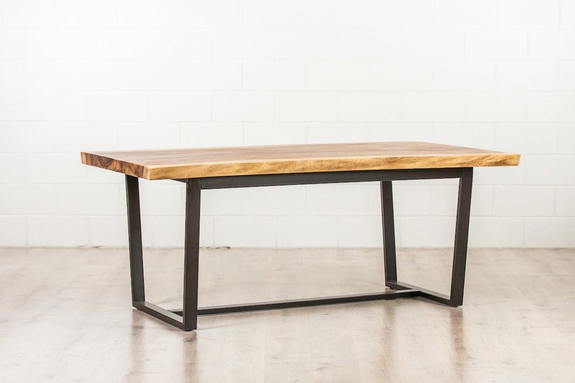 Here S What No One Tells Random Industrial Modern Dining Table