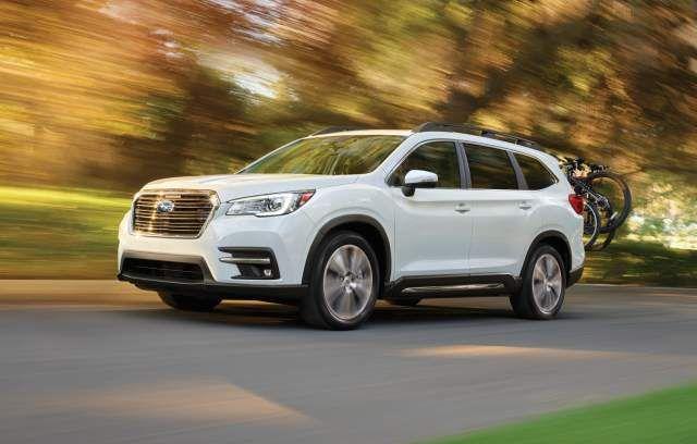 2019 Subaru Ascent Subaru Pinterest