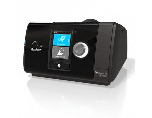 Auto Cpap Resmed Airsense 10 Autoset With 3g Connectivity Sleep
