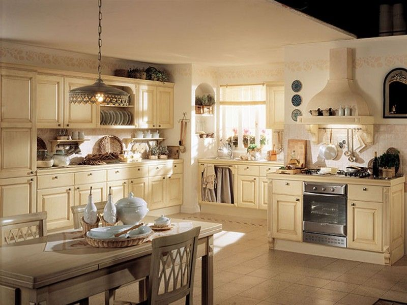 Classic Kitchen Design Endearing Classic Interior Design  Home Interior Design Classic Kitchens Design Ideas