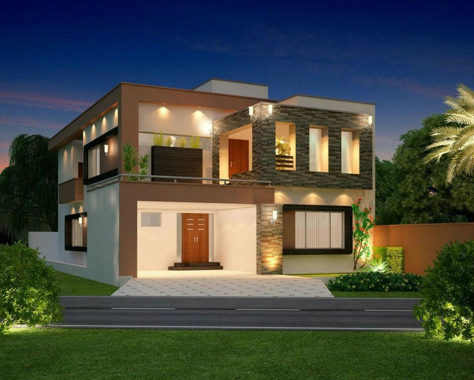 House elevation front designs plan lahore pakistan  home design also pin by topi merah on of us in pinterest modern rh