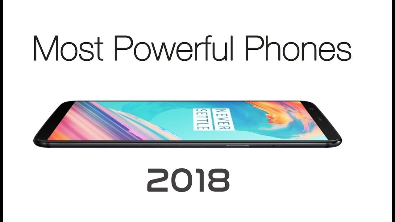 The most powerful smartphones: top 5 59