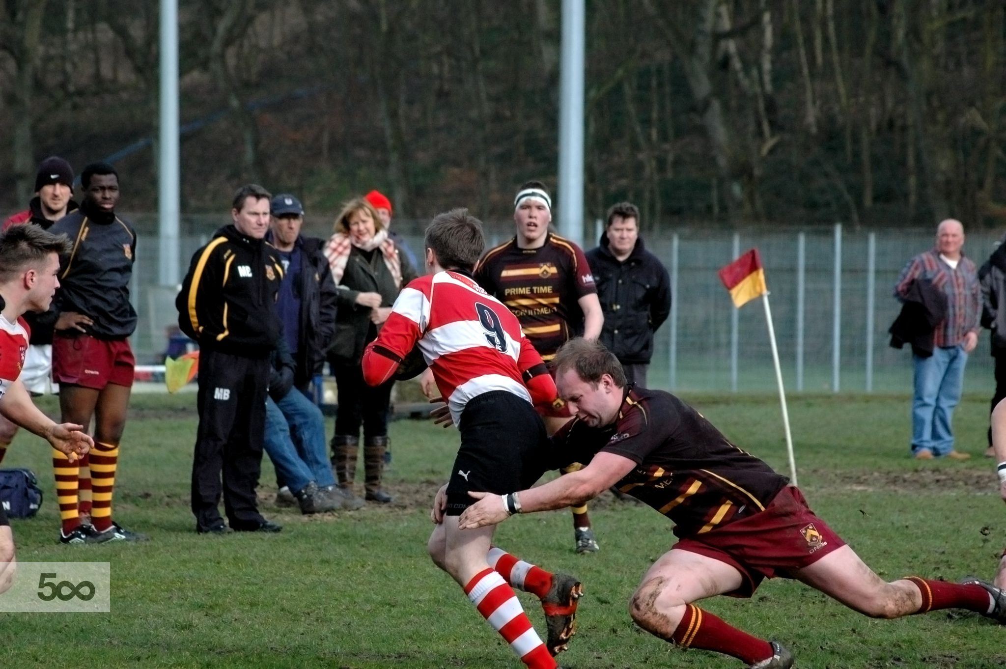 Rugby 11/03/2014 by CJM Photography on 500px