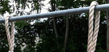 Rope Ladder Loops for attachment