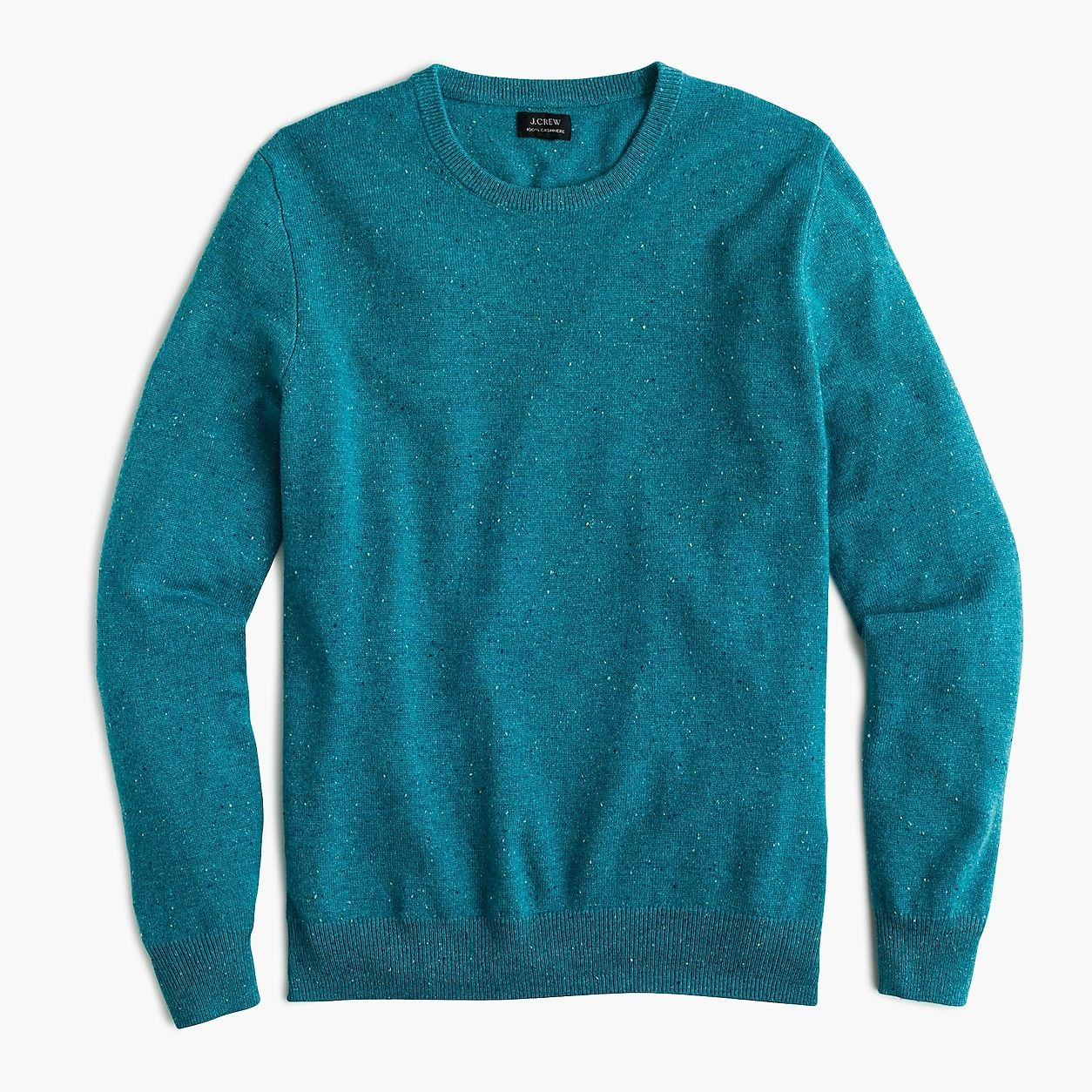 29aad1d7b74c Everyday Cashmere Crewneck Sweater In Donegal Knit