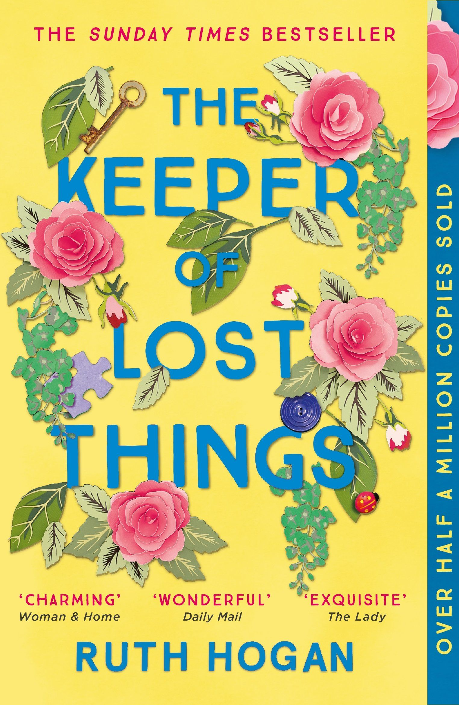 Amazon Fr The Keeper Of Lost Things Winner Of The Richard