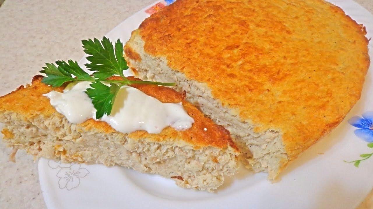 Мясное суфле для диеты
