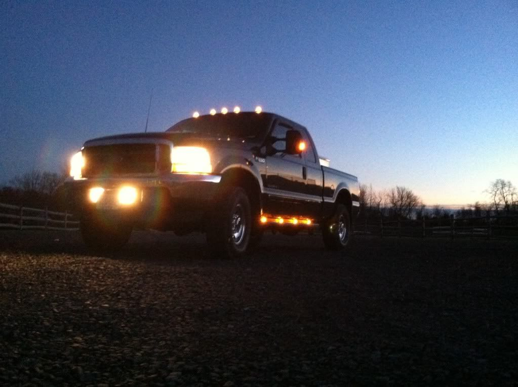Pick Ups With En Lights Clearance Truck Lamps Trailer Super Bright Leds