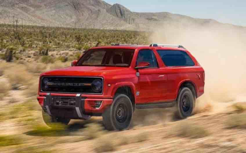 2020 Bronco Truck Bronco truck, 2020 bronco, Classic
